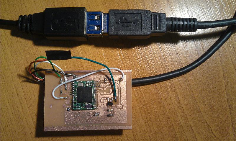 uBlox NEO 6 GPS module USB connection | Chris Stubbs
